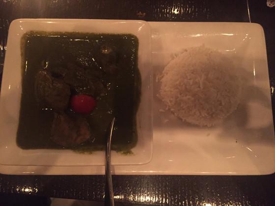 Dinner at Rasika