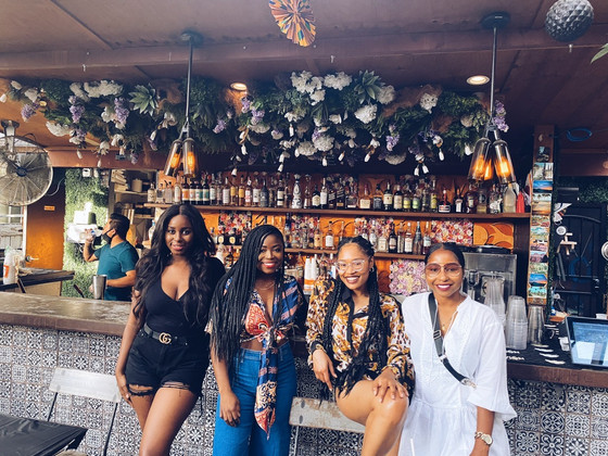 Restaurants and Bars with an Outdoor Patio/Rooftop in the DMV