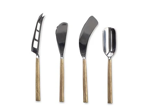 Cheese Knife Set (Set of 4)