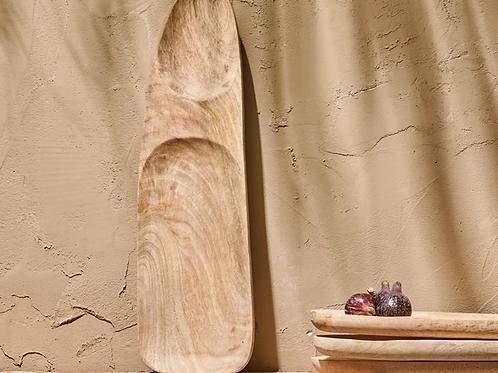 Natural Wood Serving Platter