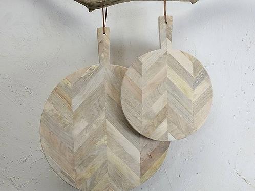 Woven Wood Board