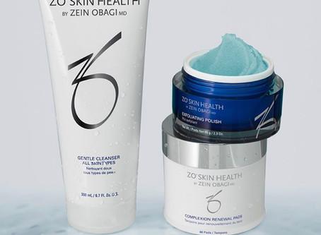 【比華利山星級醫學品牌 : ZO Skin Health Set 】