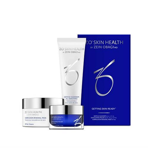 ZO GSR All Skin Types 基本護膚三步曲套裝