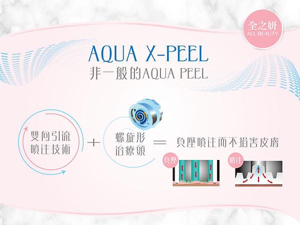 Allbeauty_Aquapeel_Aquaxpeel煥膚療程 非一般的AQUA PEEL