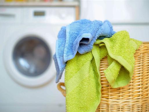 ¿Realmente es necesario lavar las Toallas?