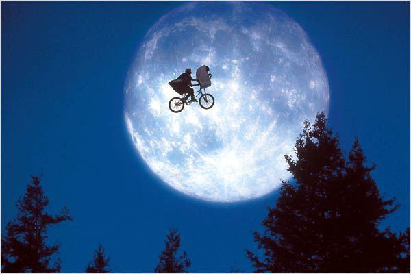 E.T. ET mi casa mi teléfono