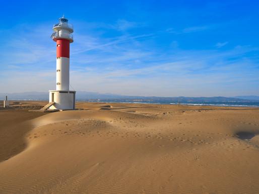 Aventura en el Delta del Ebro y sus arenas movedizas