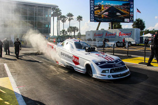 Dave Richards Enters SpringNationals, Vegas Finals to Close Out  Season in Guaranteed Rate Mustang