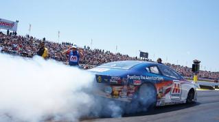 Allen Johnson Rockets Marathon Petroleum Dodge Dart to Season High No. 9 at NHRA Southern Nationals