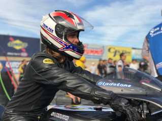 Joey Gladstone Hopeful About Performance, Excited to Race at Gateway Motorsports Park for First Time