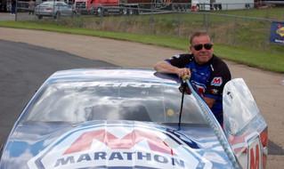Marathon Petroleum's Allen Johnson Drives to No. 7 Spot at NHRA Kansas Nationals Qualifying