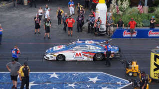 Allen Johnson Drives to Quarterfinal Finish, Bumps into Top 10 for First Time of Season