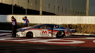 Marathon Petroleum's Allen Johnson Sets Goals for Pomona, Assured for 2017 Season