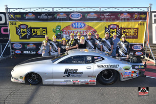 Chris McGaha Nabs Sixth Career Pro Stock Victory at NHRA Arizona Nationals