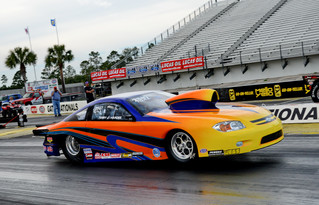 NHRA Competition Eliminator Feature: Tony Terry
