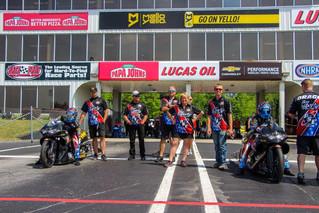 Team Liberty Racing Qualifying Wrap-Up: NHRA Southern Nationals