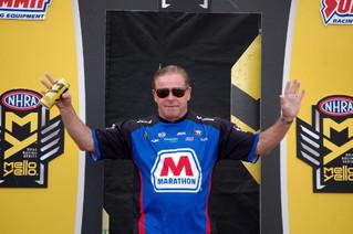 Allen Johnson Ready to Break Through in Topeka
