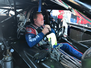 Team Marathon Petroleum Qualifying Report: NHRA Nationals in Las Vegas