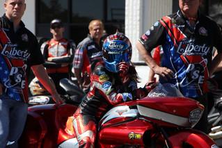Team Liberty Racing Qualifying Wrap-Up: NHRA Gatornationals