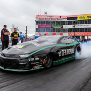 Deric Kramer Thrives on Monday Racedays, Takes GetBioFuel.com Camaro to Finals at SpringNationals