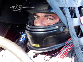 Chris McGaha Relaxed for Second Go-Round at K&N Horsepower Challenge