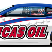 Lucas Oil Joins as Primary Sponsor on Kyle Koretsky's Chevrolet Camaro