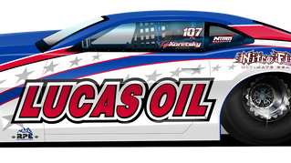 Lucas Oil Joins as Primary Sponsor on Kyle Koretsky's Chevrolet Camaro