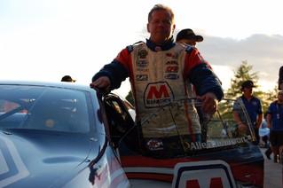 Marathon Petroleum Dodge Dart Pays Dividends for Allen Johnson in Qualifying at Route 66 Raceway