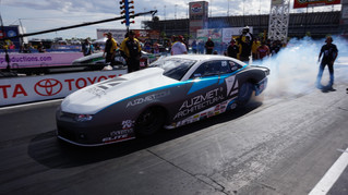 Shane Tucker Closes Out 2016 Season in Las Vegas, Prepares for 2017