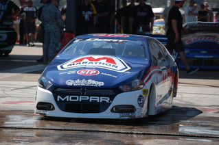 Marathon Petroleum's Allen Johnson Knows Cooler Raceday Will Be Crew Chief's Game, Confident in Chan