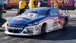 Allen Johnson No. 12 at NHRA Arizona Nationals
