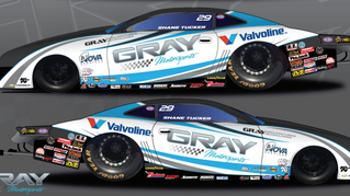 Shane Tucker to Pilot Gray Motorsports Chevrolet Camaro in Las Vegas