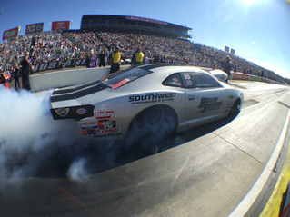 Chris McGaha Reaches Pro Stock Final at CARQUEST Auto Parts NHRA Nationals