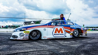Allen Johnson Equipped to Suit Up for Successful U.S. Nationals