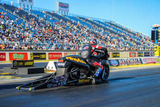 Team Liberty Racing Qualifying Wrap-Up: Route 66 NHRA Nationals