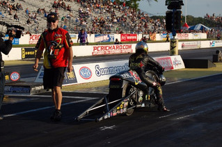 Star Racing Race Preview: Summit Racing Equipment NHRA Nationals