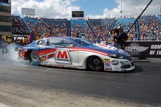 Allen Johnson Has More to Show After K&N Filters Route 66 NHRA Nationals