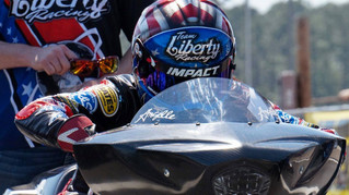 Team Liberty Racing Leaves Gainesville Raceway in High Spirits After Early Exit at Amalie Motor Oil