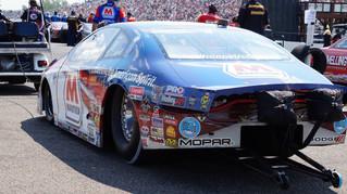 Team Marathon Petroleum/J&J Racing Recap: Brainerd NHRA Nationals