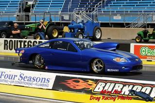 NHRA Competition Eliminator Feature: James Primozic Jr.