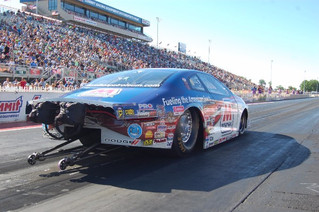 Allen Johnson Looking To Turn Struggles Into Success At Summit Racing Equipment NHRA Nationals
