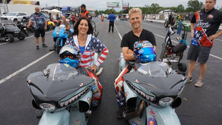 Team Liberty Racing Recap: Summit Racing Equipment NHRA Nationals