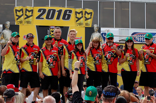Star Racing Race Report: NHRA Southern Nationals