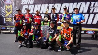 PSE/Star Racing Race Recap: NHRA Carolina Nationals