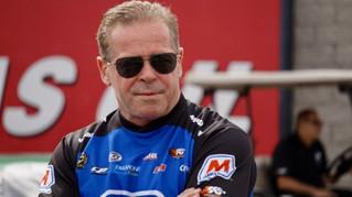 Allen Johnson in Unfamiliar Bottom Half, Looking for Long Raceday in Vegas