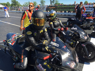 Star Racing's Sampey And Reed Both Reach Top Half Of Field After Qualifying