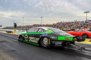 Will Hatcher Gears Up for Second Pro Stock Showing in Denver