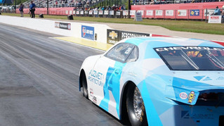 Transmission Malfunctions Plague Shane Tucker's First Round Performance at NHRA Southern Nationals
