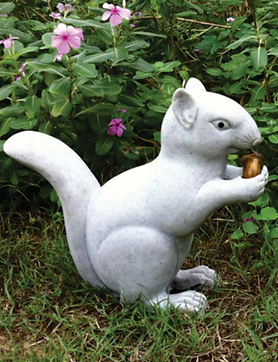 Squirrel Holding Acorn - Granite.png
