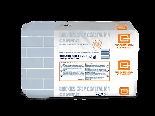 Brickies Grey Coastal M4